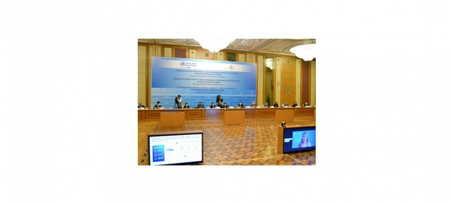 THE INTERNATIONAL MEDICAL CONFERENCE CONTINUED ITS WORK DURING THE SECOND SESSION